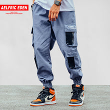 Load image into Gallery viewer, Pants Denim Harem Joggers Men Soft Jeans