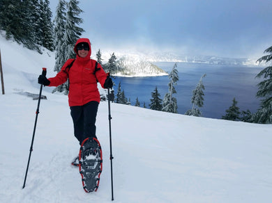 Snowshoe Guided Tour - Crater Lake National Park