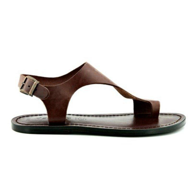 Thong Sandals Leather Sandals Holiday Sandals