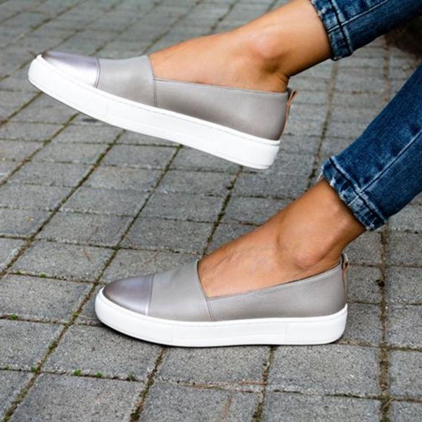 Women's All Season Slip-On Round Toe Loafers(Special Offer: Buy 1 Get 2nd 15% Off-Code: YC15)