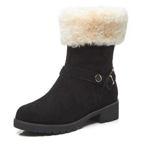 Women Daily Outdoor Winter Boots