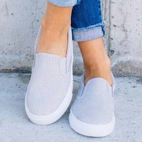 Women Casual Breathable Loafers Comfy Shoes