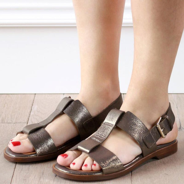 Women's Open Toe Adjustable Buckle Sandals Summer Shoes