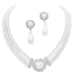 Pearl Bridal & Bridesmaid Jewelry