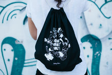 Roller Derby Drawstring Bag GOOD VIBES ONLY