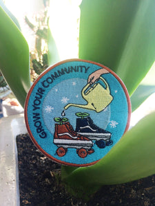 Grow your community - Patch