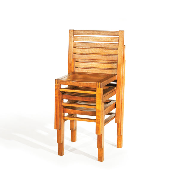 Garden Patio STACKING CHAIR