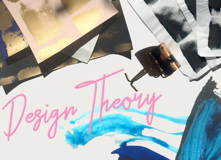 Design Theory: For the Love of Shibori Textile Dyeing & Printer Banding