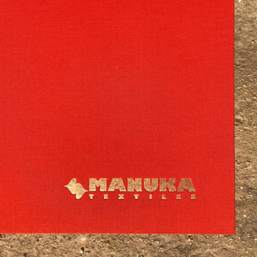 Manuka Textiles Sample Book