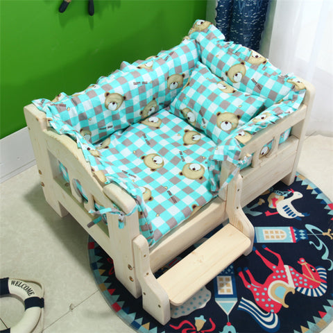 Universal Dog Bed House