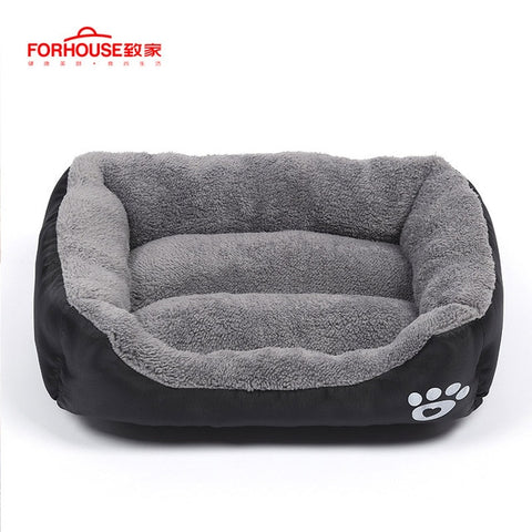Waterproof Dog Bed Breathable Mechanical Wash Warming Dog House
