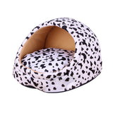 Soft Warm Dog Bed House For Winter