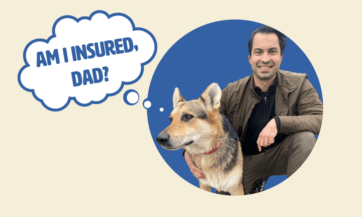 Adventures with Ryan: Finding Pet Insurance for Liza