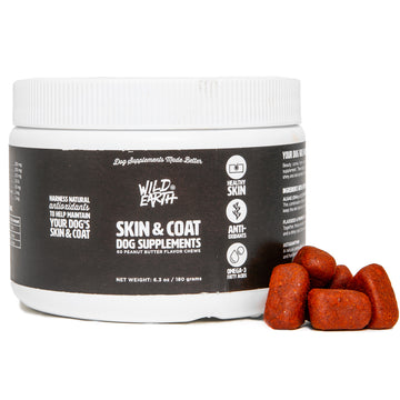 Skin & Coat Dog Supplements
