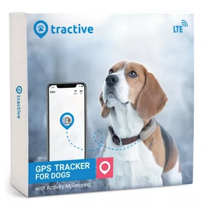 Special Promo: 30% Off Tractive GPS Tracker For Dogs