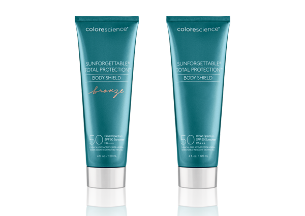Colorescience® TOTAL PROTECTION™ BODY SHIELD SPF 50