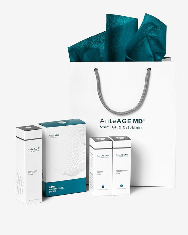 AnteAge MD® Grab & Go Skincare Essentials Bag