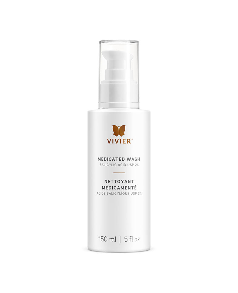 VIVIER Medicated Face Wash