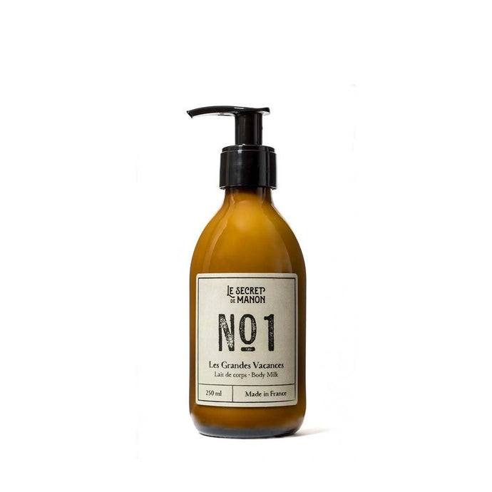 Les Grandes Vacances Hand & Body Lotion (Amber)