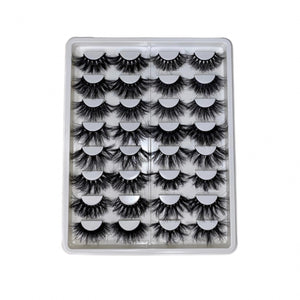 25MM Lash Book Diary