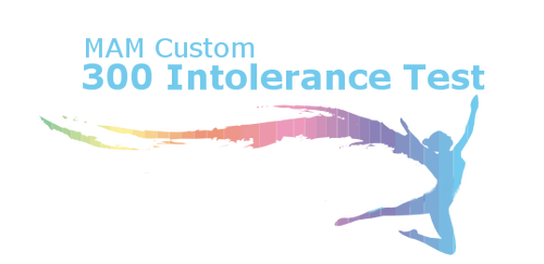MAM Custom 300 Intolerance test (Food/Non-Food Only)