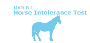 MAM Pet Intolerance Test for Horses