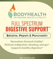 Full Spectrum Digestive Support