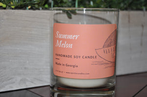 Summer Melon 9 oz
