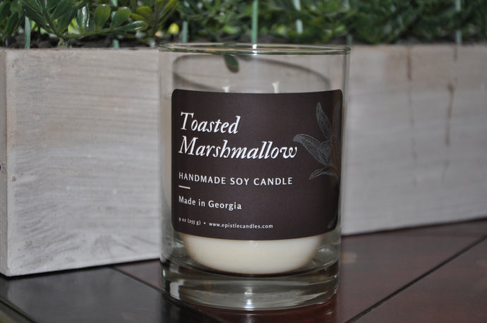 Toasted Marshmallow 9 oz
