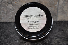 Load image into Gallery viewer, Strength 3 oz candle