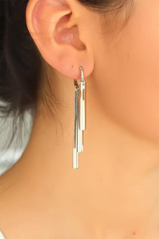 Women's Metal Accessory Earrings