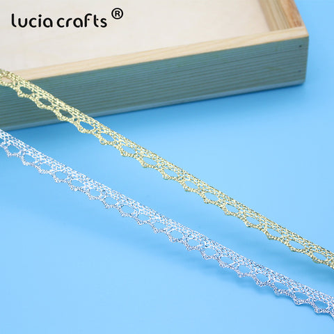 Lace Trim Ribbons