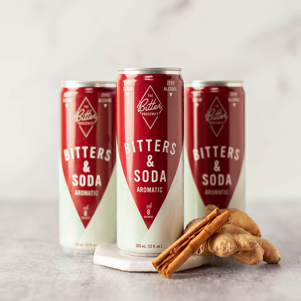 Aromatic Bitters & Soda