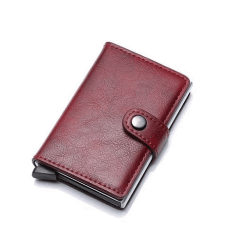Anti RFID Theft Wallet