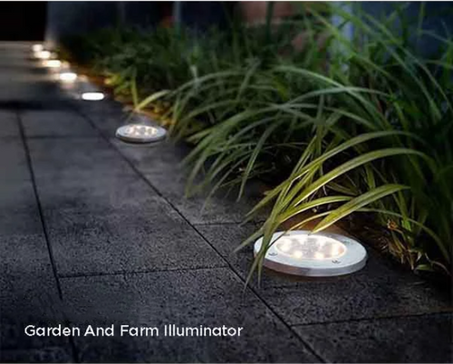 Garden And Farm Illuminator (PACK OF 4)