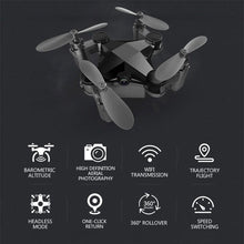 Load image into Gallery viewer, Mini Folding Unmanned Aerial Vehicle