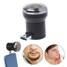 Load image into Gallery viewer, PORTABLE ELECTRIC MINI SHAVER
