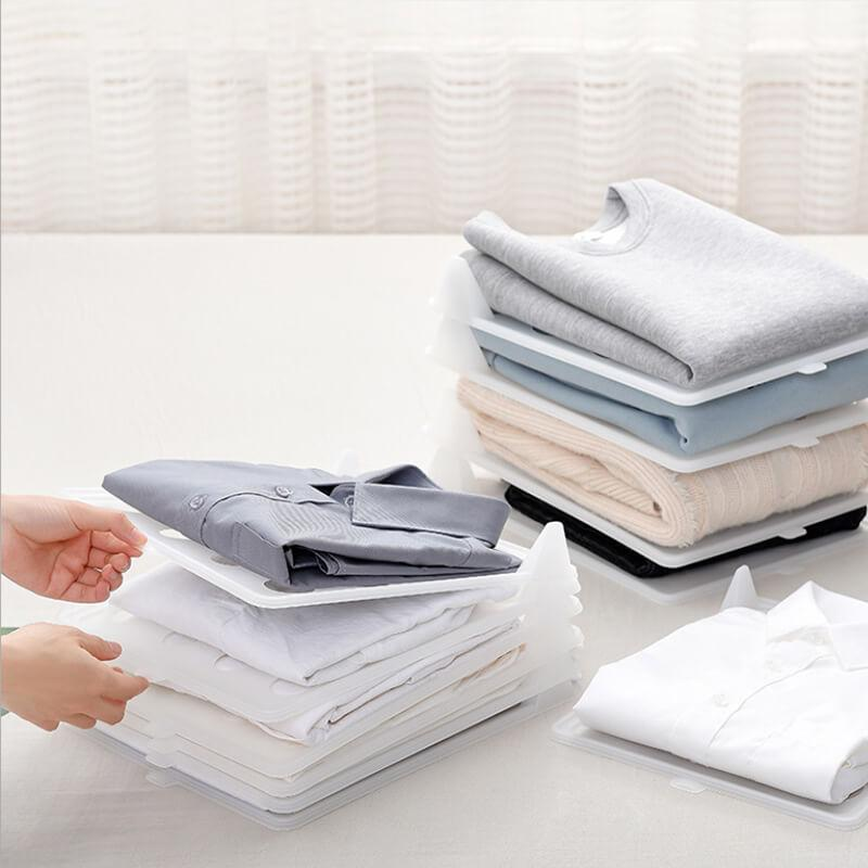 Effortless Clothes Organizer (5 pieces)