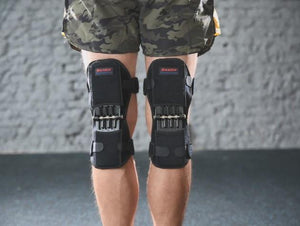 POWER LEG Kneepad - Premium Knee Support Technology from South Korea