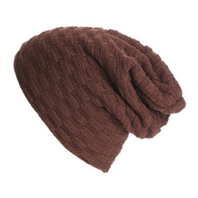 Load image into Gallery viewer, Plicate Baggy Beanie velvet Hat