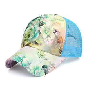 Summer Outdoor Sports Mesh Sun Hats