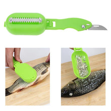Load image into Gallery viewer, Portable Fish Scales Skin Remover