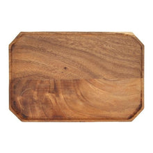 Load image into Gallery viewer, Creative Acacia Wood Plate Dishes