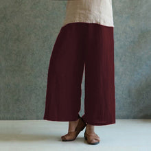 Load image into Gallery viewer, Summer Women Wide Leg Pant