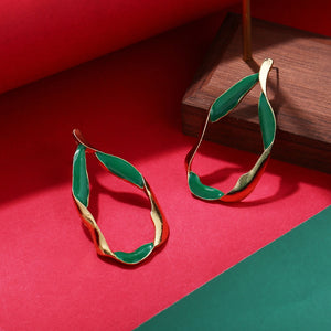 Fashion Geometric Irregular Drop Earrings
