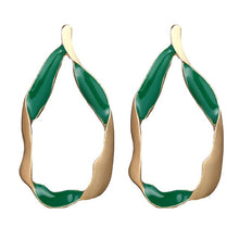 Load image into Gallery viewer, Fashion Geometric Irregular Drop Earrings