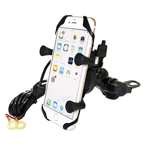 MP0609D  Motorcycle Cell Phone Mount