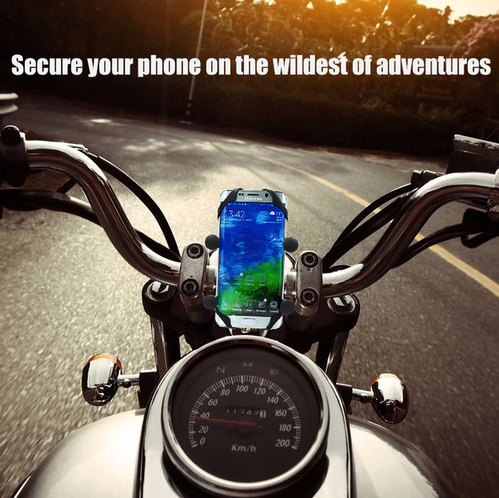 MP0609B Motorcycle Cell Phone Mount