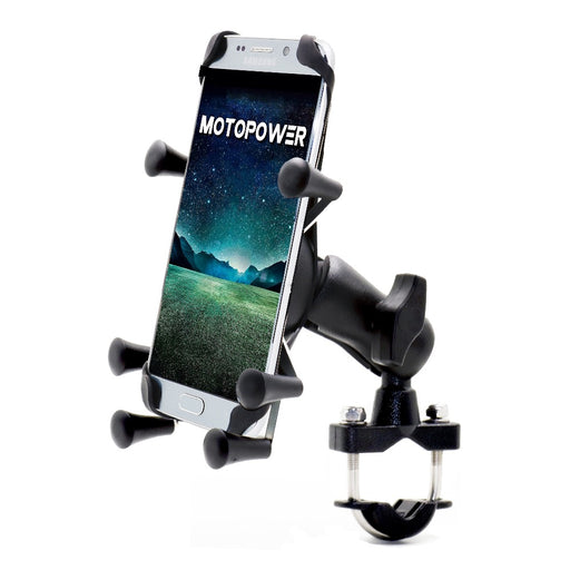 MP0619  Motorcycle Cell Phone Holder Universal