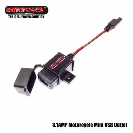 MP0609 3.1amp USB Charger Waterproof